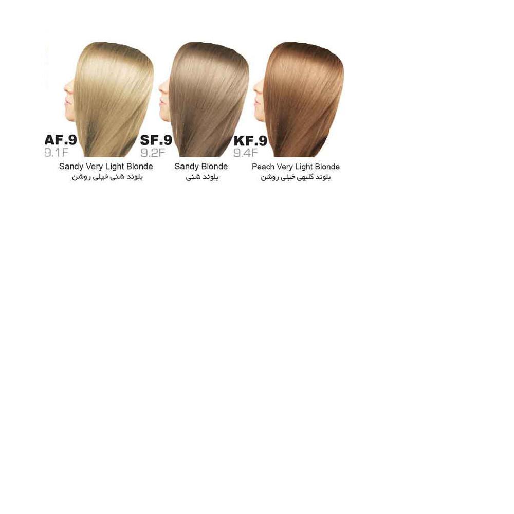 رنگ مو سون تایم | شنی و گلبهی