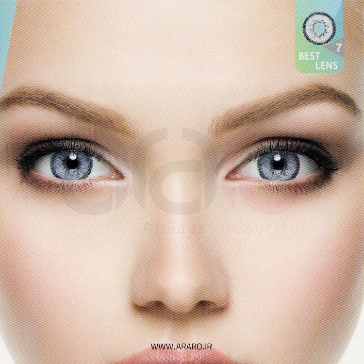 لنز رنگی آی سی ویژن شماره 7