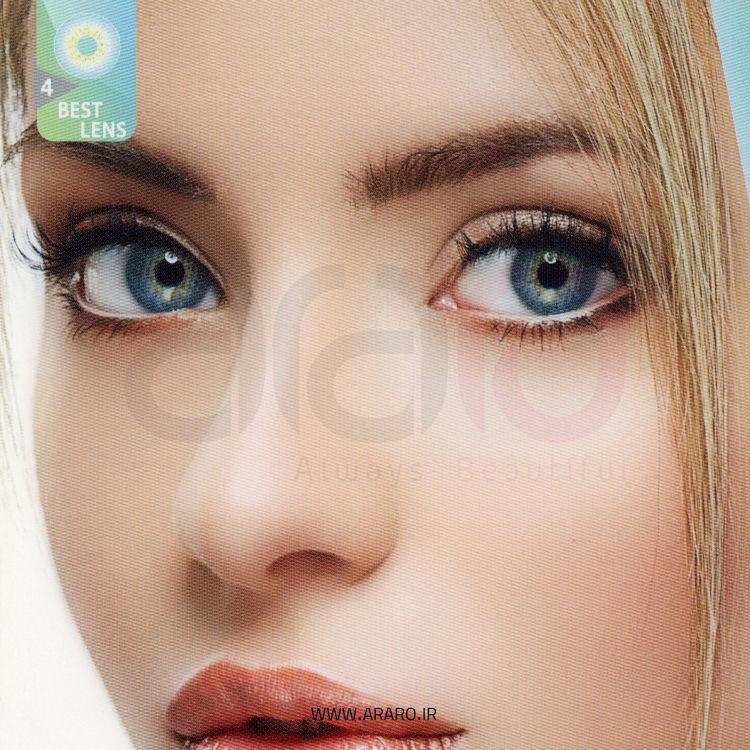 لنز رنگی آی سی ویژن شماره 4