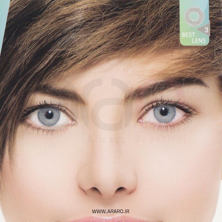 لنز رنگی آی سی ویژن شماره 3