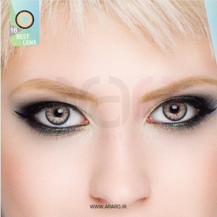 لنز رنگی آی سی ویژن شماره 16