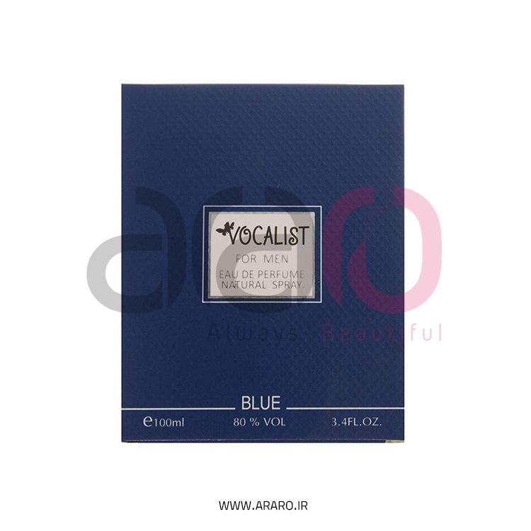 ادو پرفیوم مردانه وکالیست مدل Blue حجم 100 میل