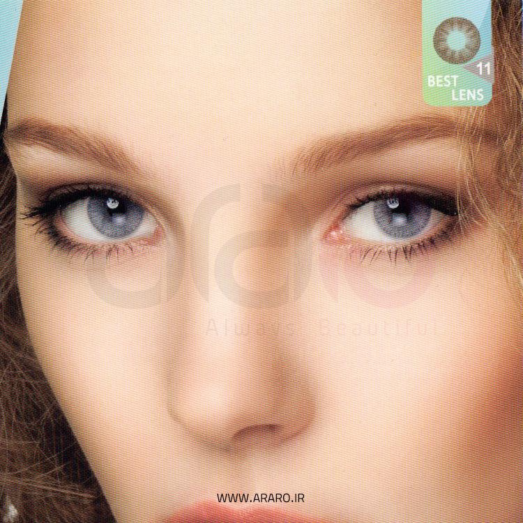 لنز رنگی آی سی ویژن شماره 11